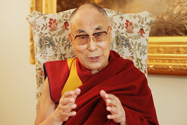 It was in Tibet's interest to remain part of China: His Holiness to Al Jazeera