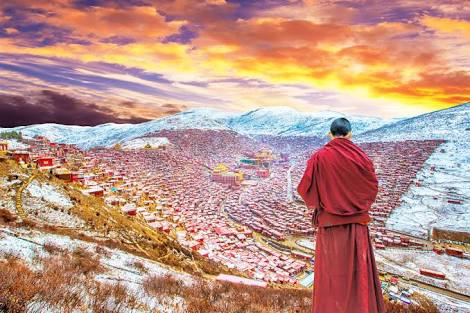 China in 'takeover' of Tibetan Buddhist monastery, rights group says