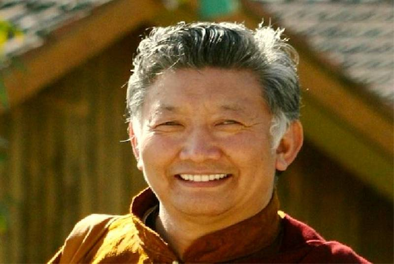 GRIEF AND LOSS FROM A BUDDHIST VIEWPOINT: Lama Choedak Rinpoche will give a talk in Wauchope Arts Hall on Friday March 2.
