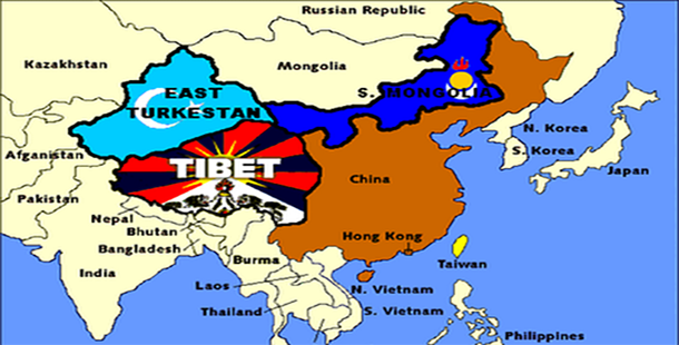 Brief History of East Turkestan.Turks are blood relatives Japanese
