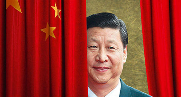Dictator Xi:  Who's Behind The Curtain?