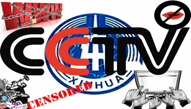 Censorship in the People's Republic of China is implemented or mandated by the the Communist Party of China. Photo: File